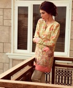 Zara Shahjahan Formal Dresses 2014 For Women