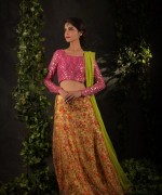Zari Faisal Party Wear Dresses 2014 For Girls 5
