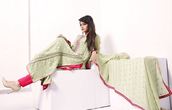 Zunaira's Lounge Fall Dresses 2014 For Women 007
