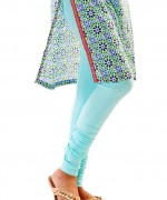 blue Zeen Trousers and Tights For Girls