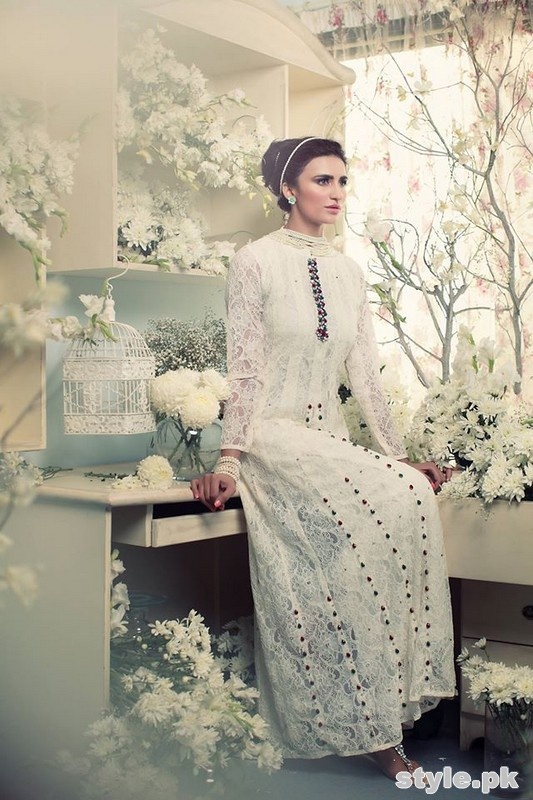 Anam Naeem Formal Dresses 2015 For Women 6