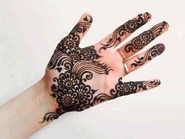 Arabic Mehndi Designs 2015 For Women 0017