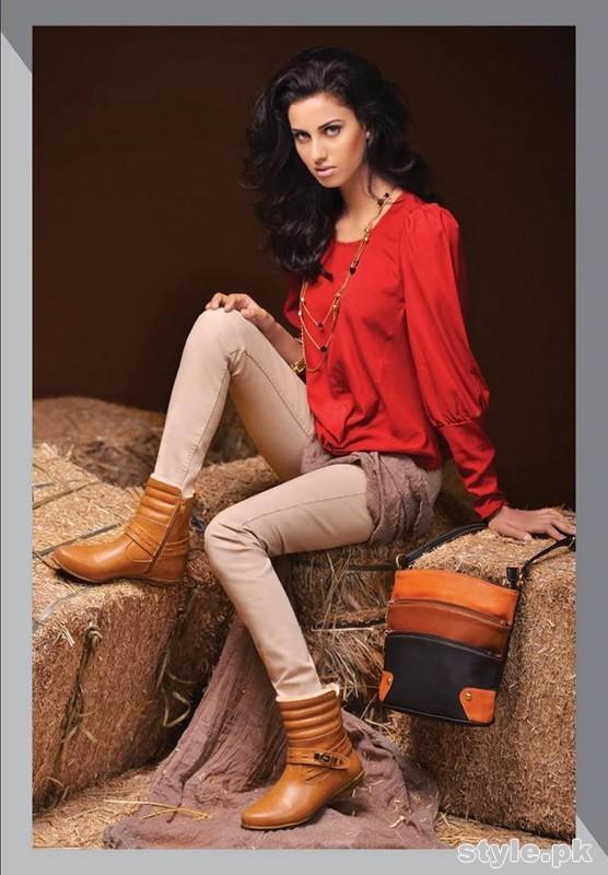 Borjan Winter Collection 2014-15 For Girls 7