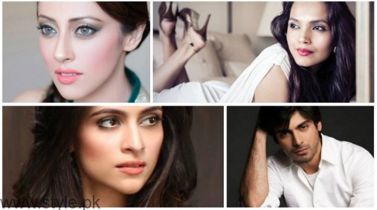Celebrities Spent Childhood Outside Pakistan