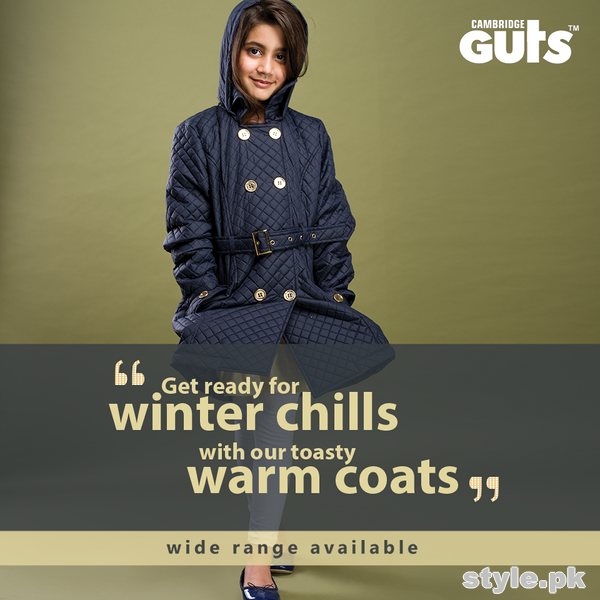 Guts Kids Wear Collection 2014 For Winter 4