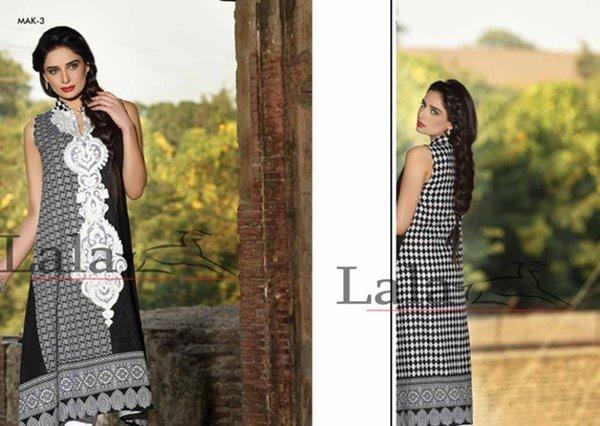 Lala Textiles Magnifique Kurti Collection 2014 Volume 2 For Women 008