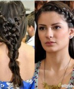 Latest New Year Hairstyles 2015 For Women 11