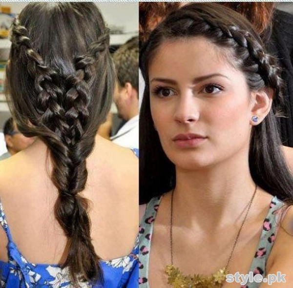 Latest New Year Hairstyles 2015 For Women