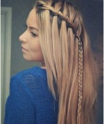 Latest New Year Hairstyles 2015 For Women 13