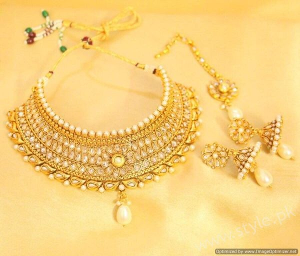Necklace Sets For Brides