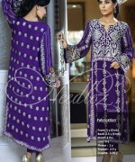 Needlez By Shalimar Winter Dresses 2014 For Women 003