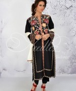Needlez By Shalimar Winter Dresses 2014 For Women 004