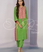 Needlez By Shalimar Winter Dresses 2014 For Women 006