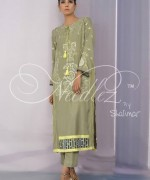 Needlez By Shalimar Winter Dresses 2014 For Women 007