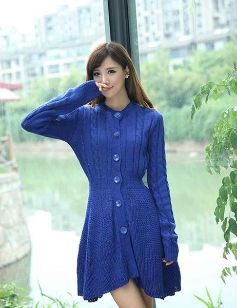 e24959939ae128 New Designs Of Winter Long Sweaters For Women