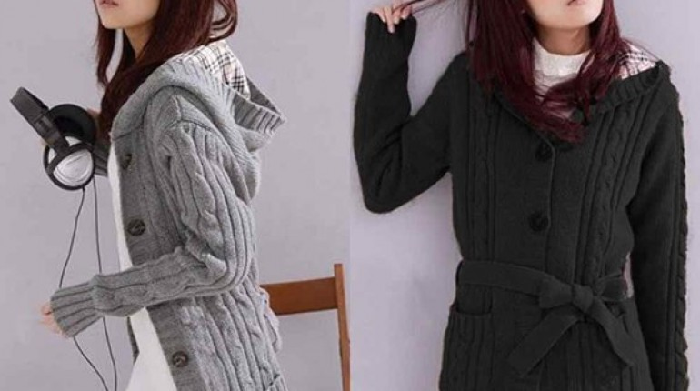 7b09d5a3cbb19 New Designs Of Winter Long Sweaters For Women