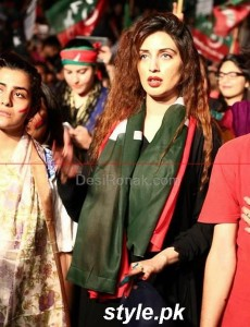 PTI Darna In Karachi, Celebrities is here 12