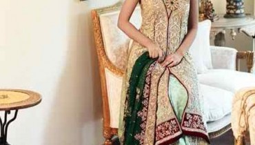 Pakistani Bridal Dresses 2015 For Women 007