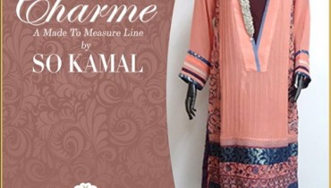 So Kamal Casual Wear Dresses 2014 For Women 0016