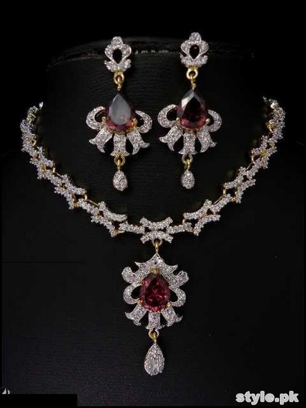 Stylish Bridal Necklace Sets 2017 - Wedding Jewelry For Brides