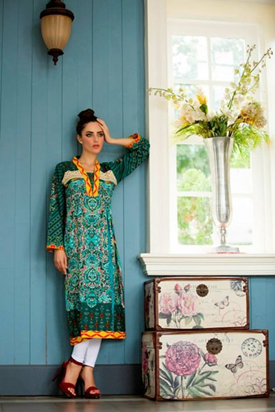 Taana Baana Ready To Wear Collection 2014 For Women 0011