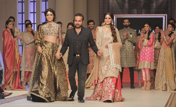 Telenor Bridal Couture Week 2014 Day 1 Picturesfaraz