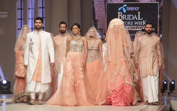 Telenor Bridal Couture Week 2014 Day 1 Pictureskuki