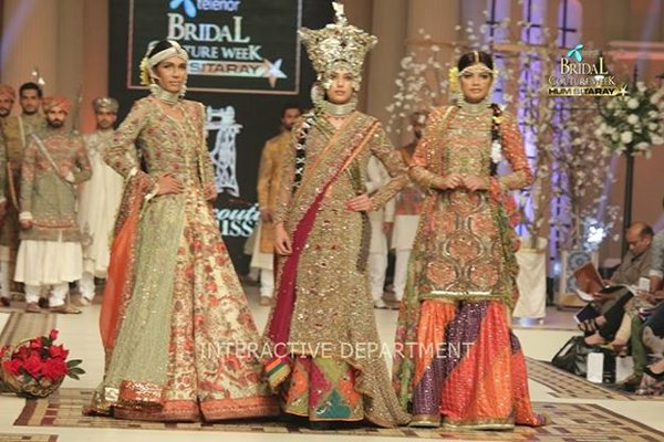 Telenor Bridal Couture Week 2014 Day 2 Picturesfahad
