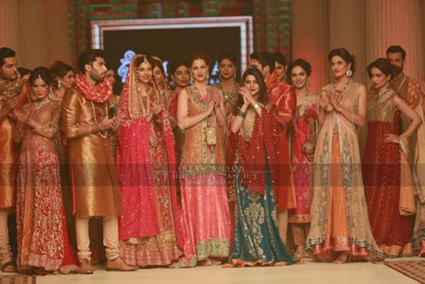 Telenor Bridal Couture Week 2014 Day 2 Picturesumsha