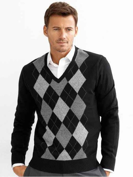 Trends Of Winter Sweaters 2014-2015 For Men 009