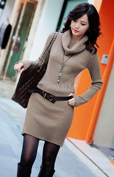 Trends Of Winter Sweaters 2014 2015 For Women