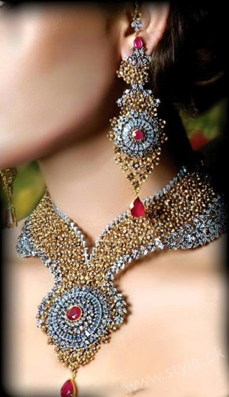 Wedding Jewelry For Brides