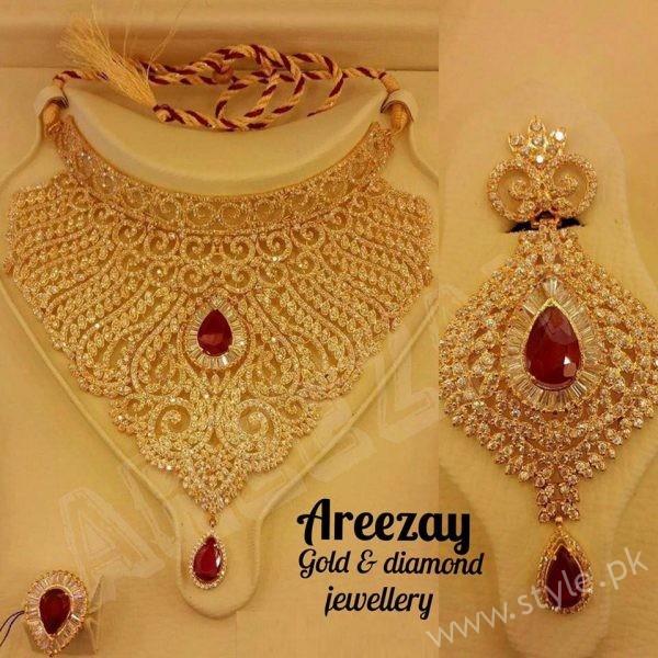 Stylish Bridal Necklace Sets 2017 Wedding Jewelry For Brides
