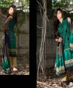 Zainab Chottani Winter Dresses 2014 by Shariq Textiles 12
