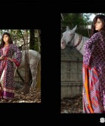 Zainab Chottani Winter Dresses 2014 by Shariq Textiles 3