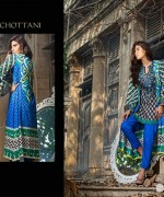 Zainab Chottani Winter Dresses 2014 by Shariq Textiles 4