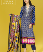 Zeniya Winter Dresses 2014 by Deepak Perwani 4