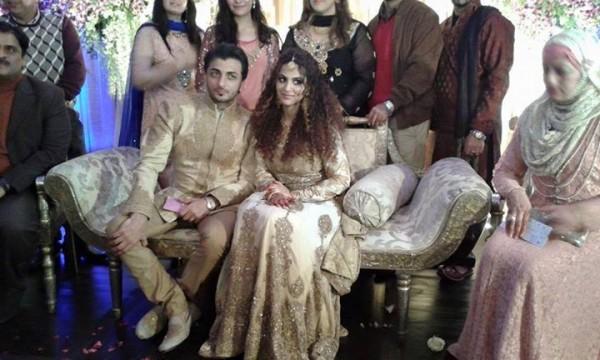 aanie khalid wedding pictures