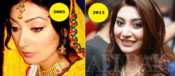 ayesha khan beauty secrets