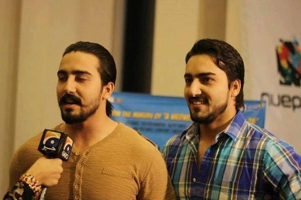 hammad and faraz farooqi
