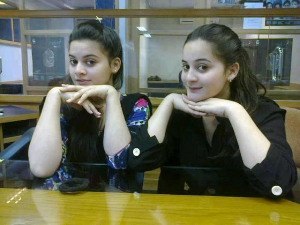 minal and aiman pakistani actresses