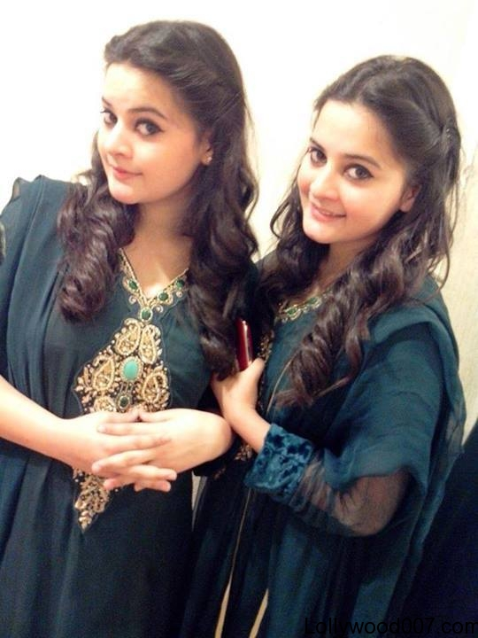 minal khan and aiman khan