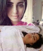 nimra khan accident