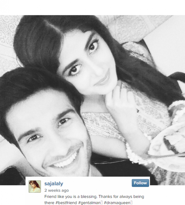 sajal ali and feroz pictures