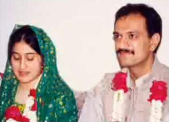 shaista lodhi marriage