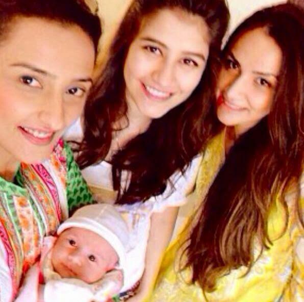syra yousuf and shahroz sabzwari daughter