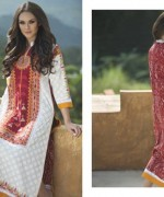 Al Zohaib Textile Embroidered Kurti Collection 2015 Volume 2 For Women 0017