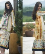 Al Zohaib Textile Embroidered Kurti Collection 2015 Volume 2 For Women 007