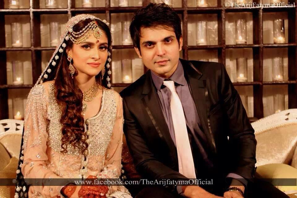 Arij Fatima and Faraz