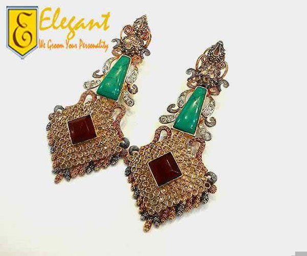 Artificial Earrings 2015 For Girls 0016